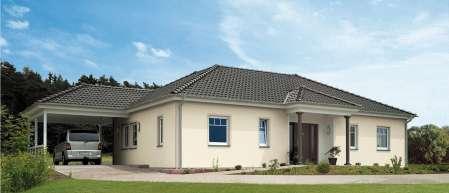 Musterhaus Bungalow 133