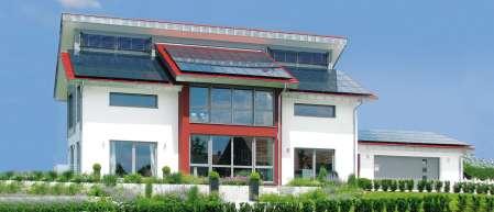 Plusenergiehaus Style