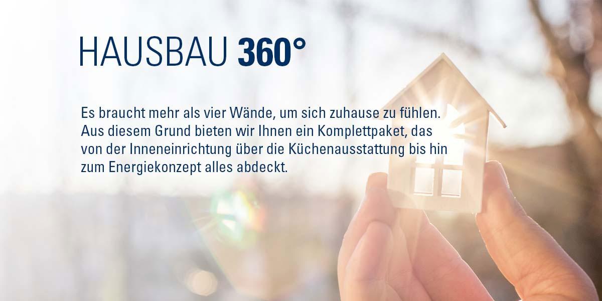 KAMPA – Hausbau 360 Grad