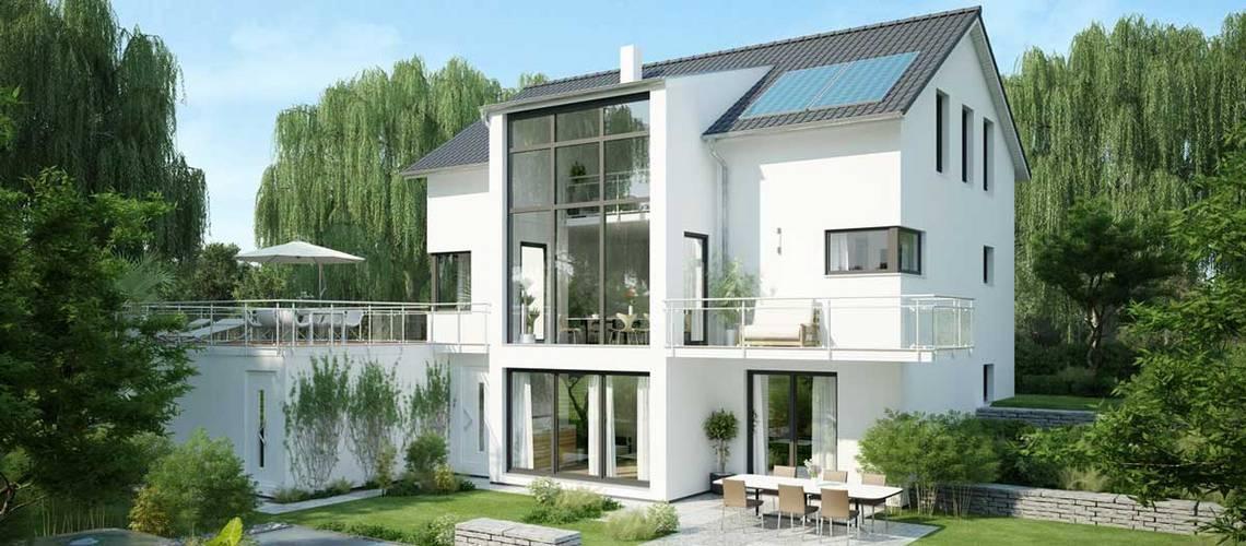 Zweifamilienhaus mit großzügigem Lebensraum
