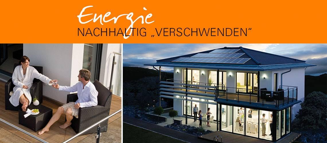 """Energie nachhaltig """"verschwenden"""" oder: die neue Gelassenheit der KAMPA Selbstversorger."""