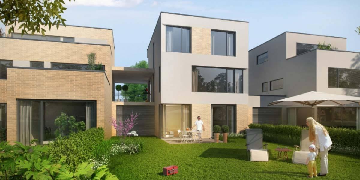 Anhöck & Kellner Massivhaus – Reihenhäuser