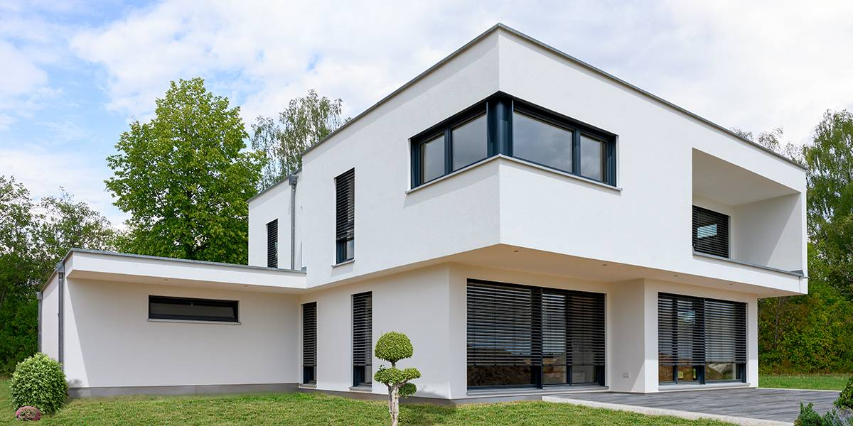 Ziegler Haus - Einfamilienhaus Flachdach