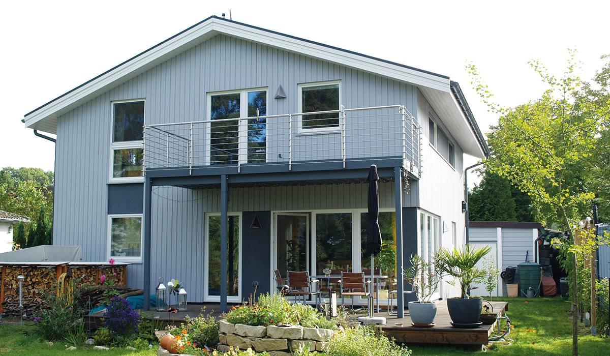 Zum Haus Ranafjord von AKOST Hausbau