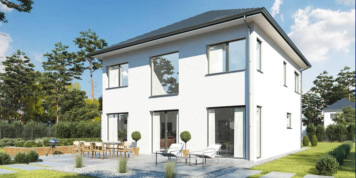 Klima Häuser - Haus Pappel