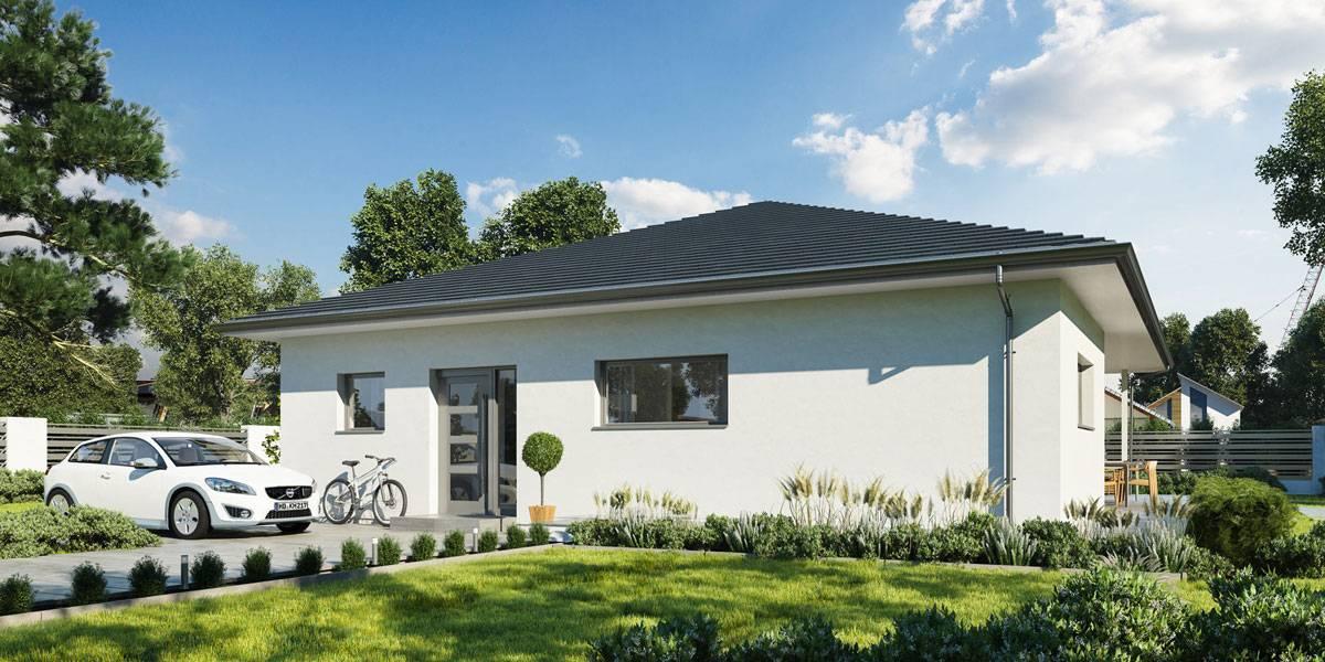 Klima Häuser - Haus Schlehe