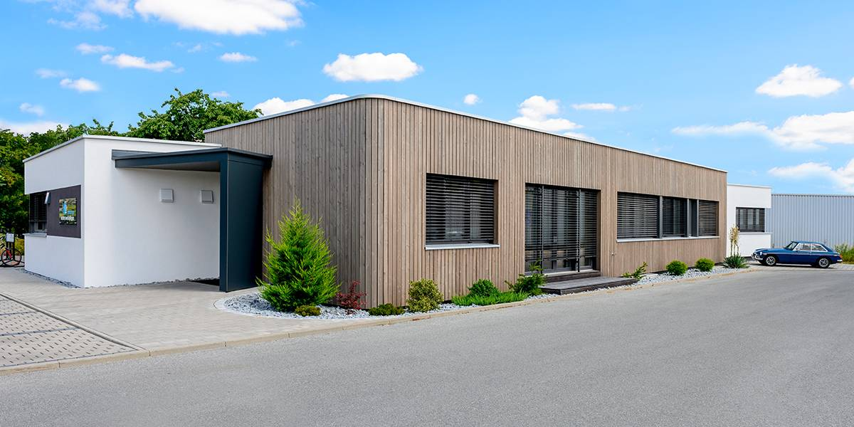 Ziegler Haus - Gewerbebau
