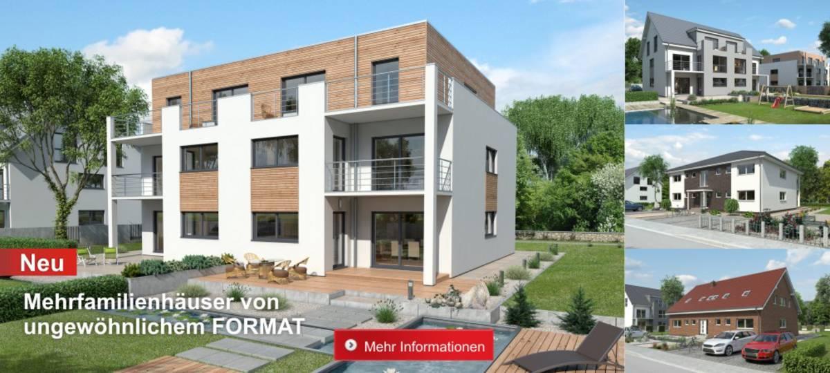 FAVORIT Massivhaus – Mehrfamilienhaus