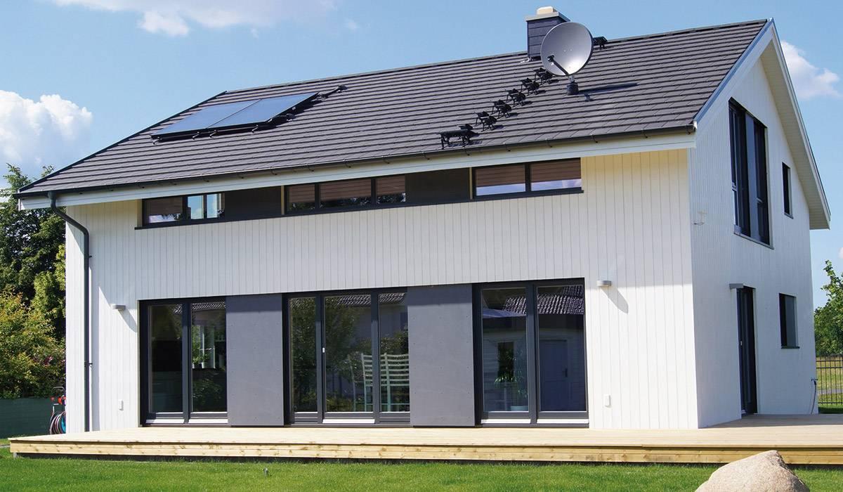 Zum Haus Geirangerfjord von AKOST Hausbau