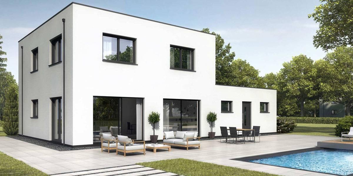 Klima Häuser - Haus Lorbeer