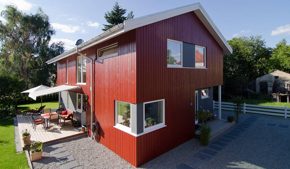 Zum Haus Hardangerfjord von AKOST Hausbau
