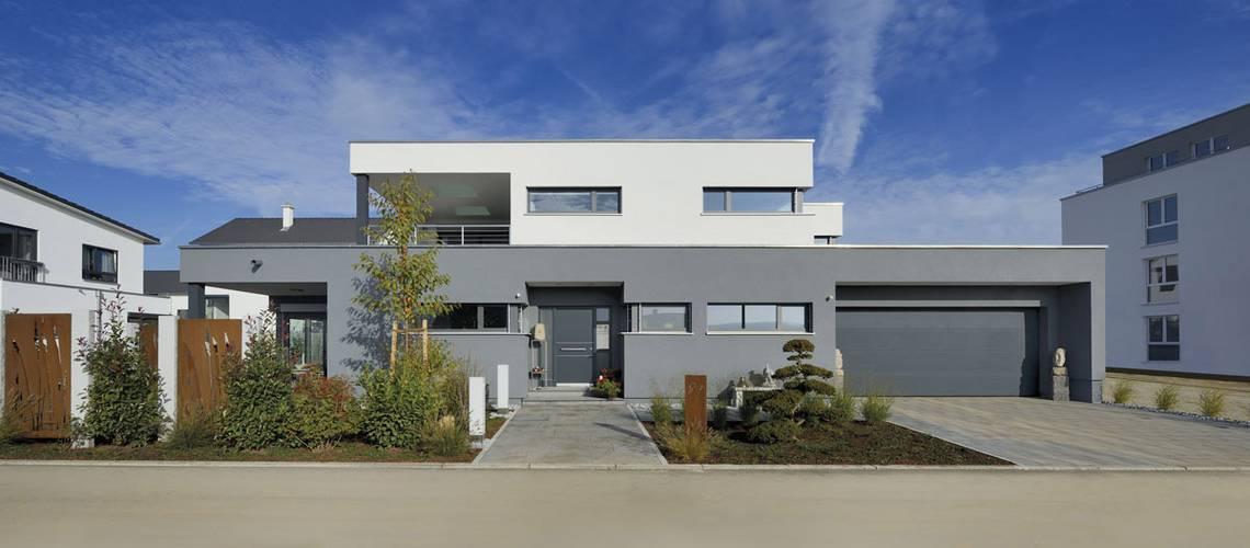 Fertighaus WEISS – Haus Geyer